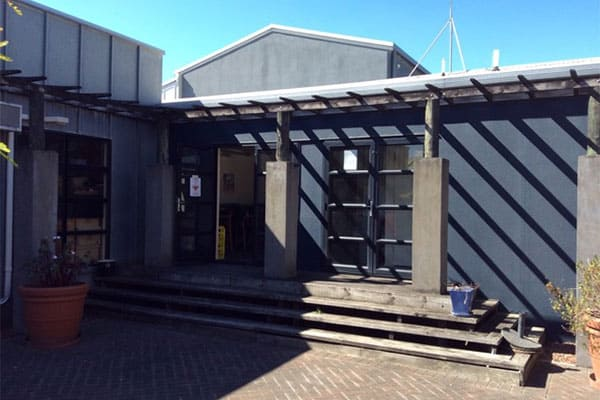 Commercial Recladding Project Before