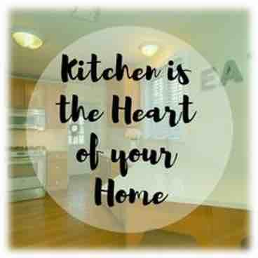 kitchen heart of your home